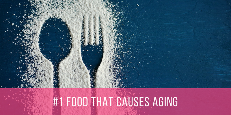 #1 food that causes aging