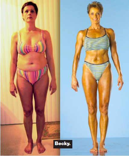becky-holman before and after pics