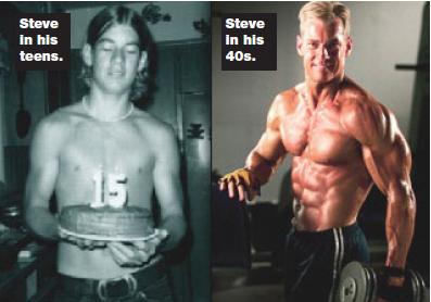 Steve Holman - Old School New Body