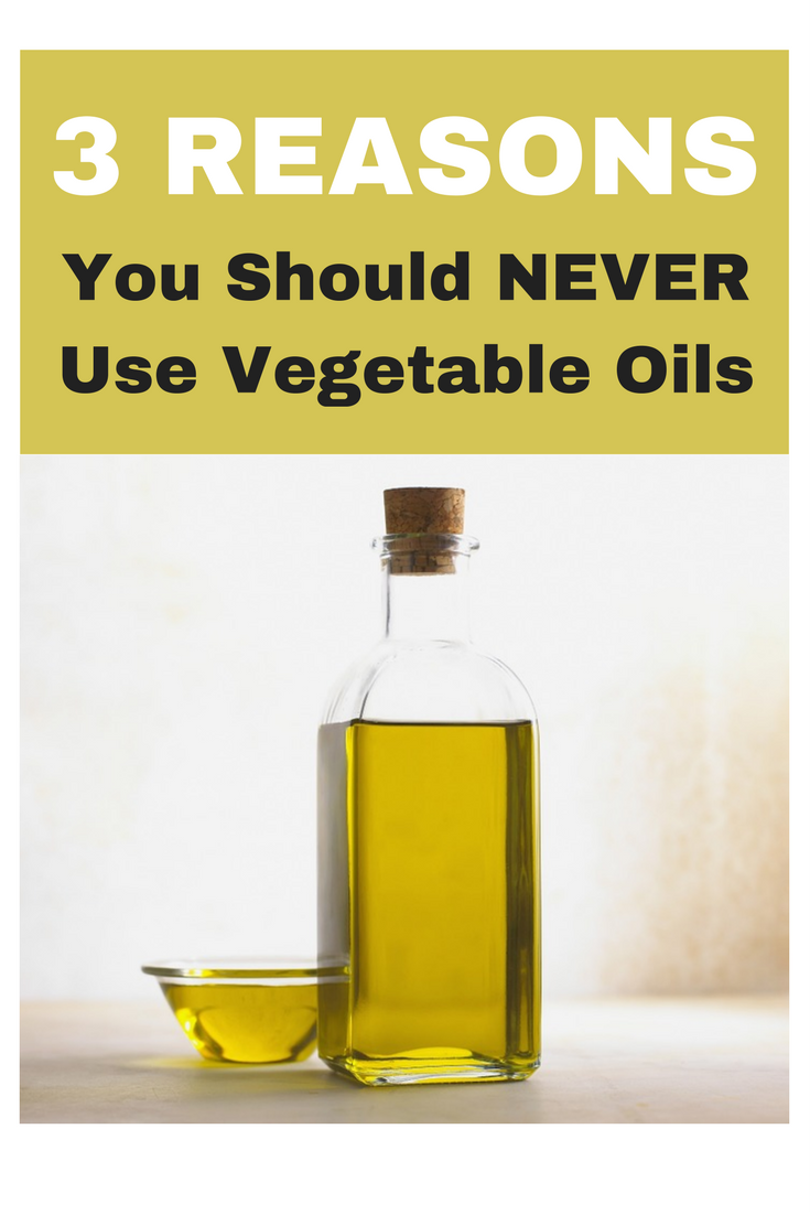 Discover the 3 biggest health risks associated with vegetable oils and how to avoid them.