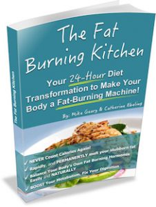 The Fat Burning Kitchen by Mike Geary