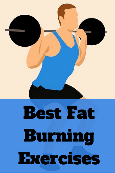Best Fat Burning Exercises - Fitter Past Forty