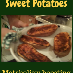 Cujun-Style Sweet Potatoes - Metabolism Boosting Recipe