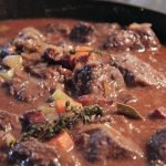 ginger beef - Metabolic Cooking Recipe