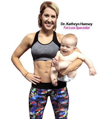 Dr. Kathryn Harney, author of the Curve-Ball Effect Total Body program