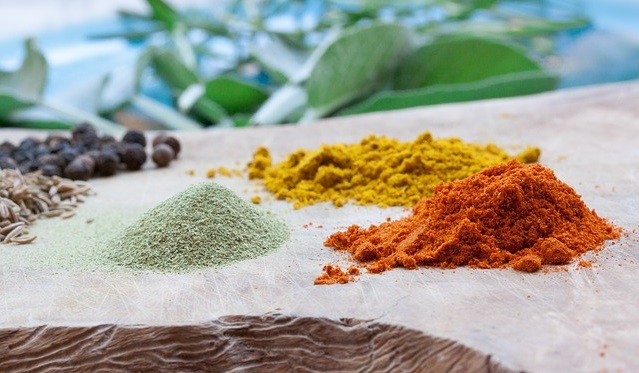 best fat burning spices