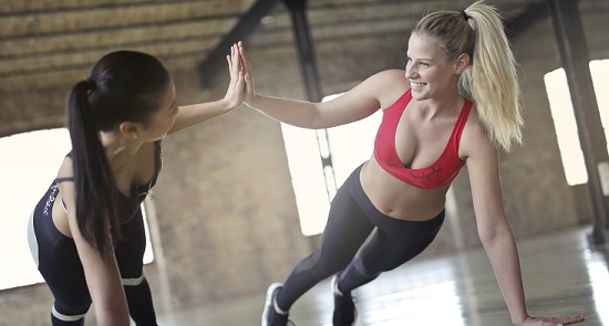 Simple tips to get in shape fast