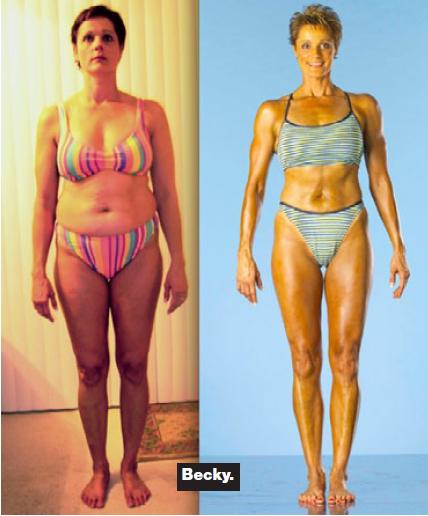 Becky Holman - F4X Exercises