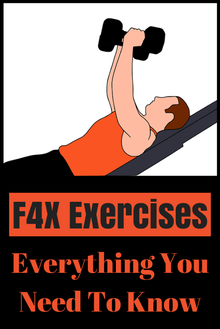F4X Exercises - Burn fat, get toned and look 10 years younger. Everything you need to know about the F4X Method and what makes it so effective.