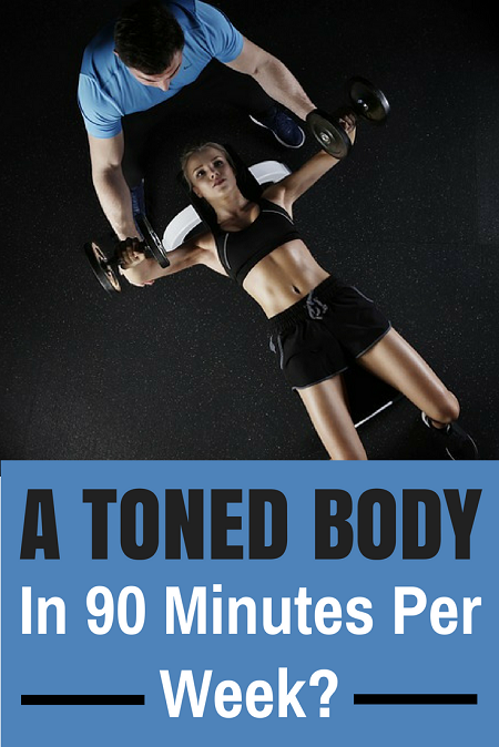 A toned body in 90 minutes per week? This is how 10 obese people went from fat to fit in 2 months.