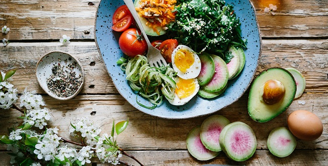 Burning belly fat starts with the foods you eat
