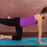Easy 5 Minute Yoga Routine For A Healthy Back