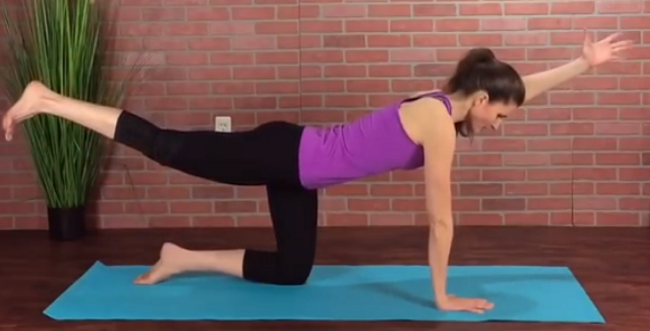 Yoga Routine For A Healthy Back