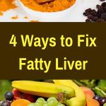 4 Ways to Fix Fatty Liver