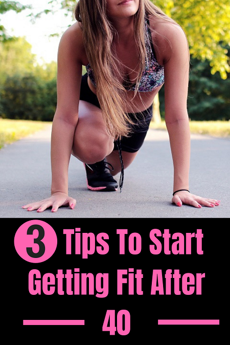 Tips To Start Getting Fit After 40