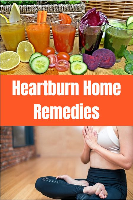 These heartburn home remedies provide a natural way to prevent or relieve acid reflux.