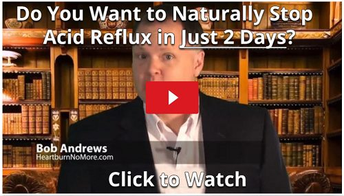 Heartburn No More video explaining how the method works to treat acid reflux and gerd naturally and holistically.