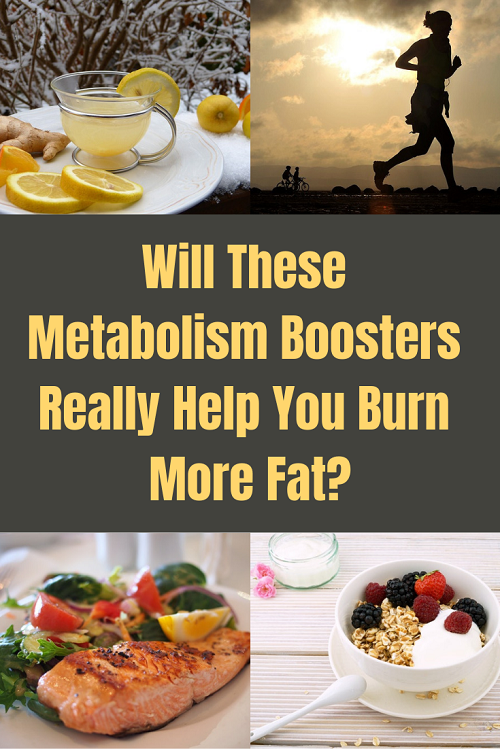Will these metabolism boosters really help you burn more fat?