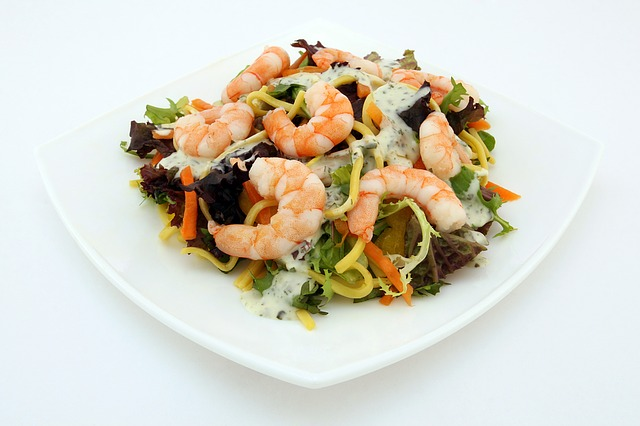 Shrimp and other shellfish are a good food to include in your hypothyroidism diet.