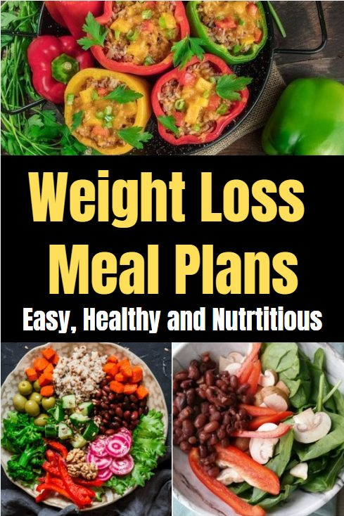 These weight loss meal plans provide you with everything you need for healthy fat loss. Nutritious recipes for breakfast, lunch, dinner and snacks. How to eat healthy, even on a tight budget.