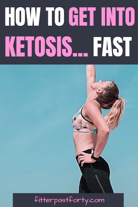 How to get into ketosis fast and avoid the dreaded keto flu.