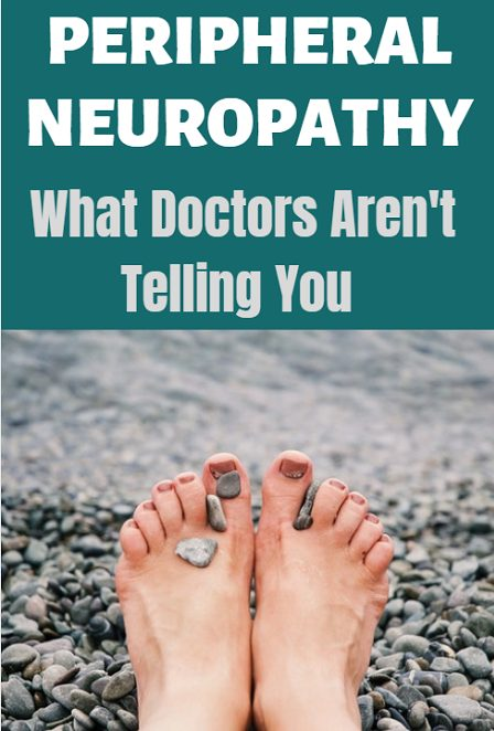 Peripheral neuropathy - what doctors aren't telling you. The pain and numbness in your hands and feet can be treated... using simple, natural and drug free methods.
