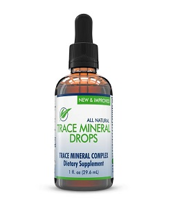 CLE Mineral drops