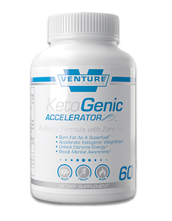 Ketogenic Accelerator fat loss supplement