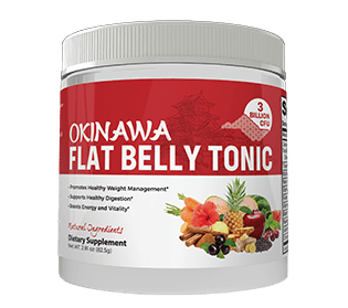 Okinawa Flat Belly Tonic - tonic supplement to boost your metabolism after 40.