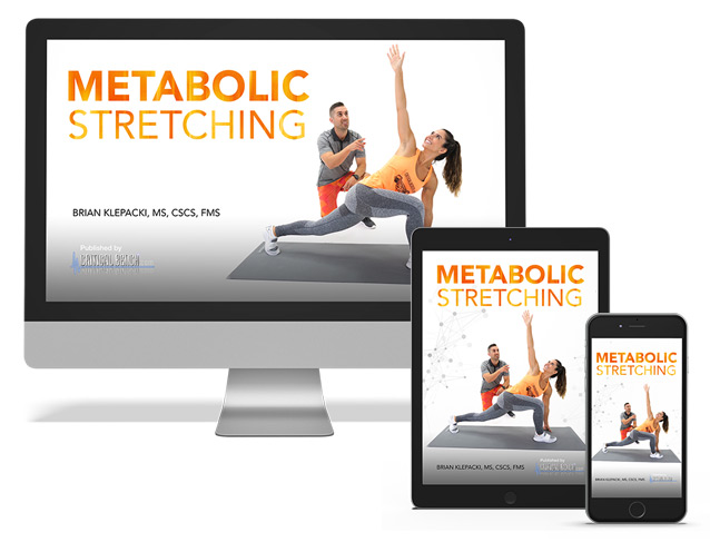 Metabolic stretching review - basic program.